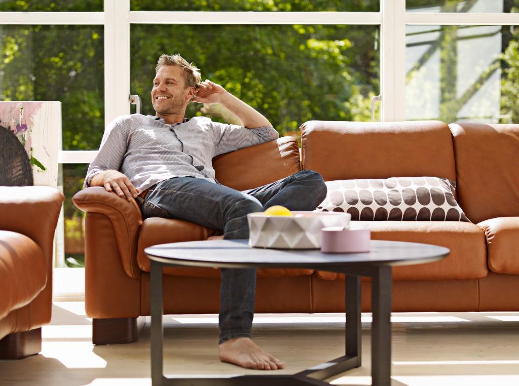 2 seda ka stressless paradise m low back. Black Bedroom Furniture Sets. Home Design Ideas