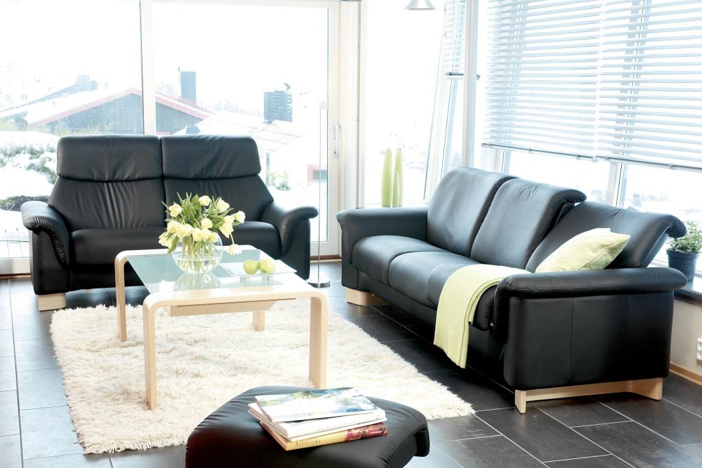 2 seda ka stressless paradise l low back. Black Bedroom Furniture Sets. Home Design Ideas