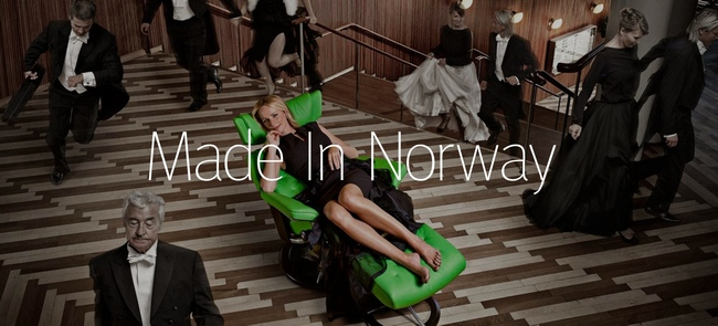 Stressless - Made in Norway